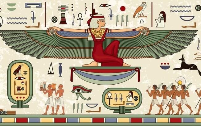 Signo Egípcio: descubra qual é o seu!