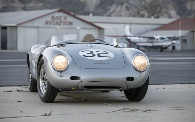 Porsche 550A Spyder 1958: o