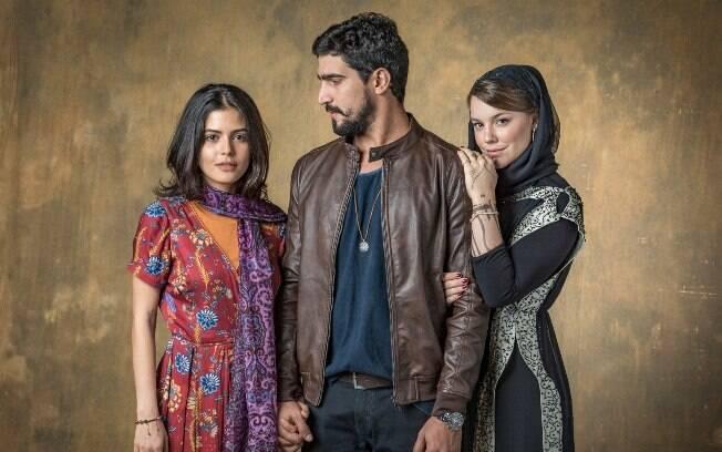 Laila, Jamil e Dalila