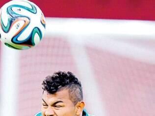 Martinez sempre entra bem e é boa opção para Honduras
