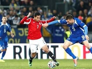 Bósnia terá como adversários no Grupo F da Copa do Mundo a Argentina, a Nigéria e o Irã