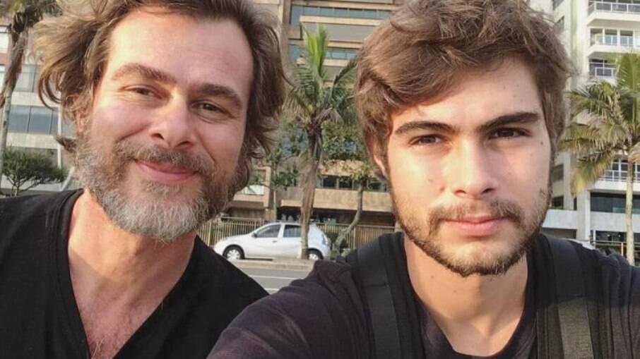 João e Rafa Vitti