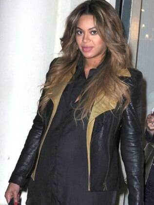 Beyoncé: nova mamãe