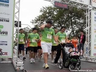 Corrida Betim Run Up atraiu pessoas de todas as idades em sua primeira edição, em 2013