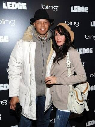 Terrence Howard acusa sua ex-mulher, Michelle Ghent, de racismo