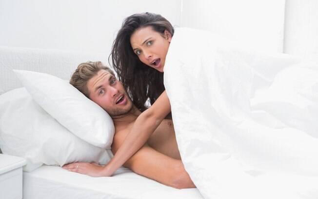 Usuários contam o momento mais constrangedor que já tiveram no sexo
