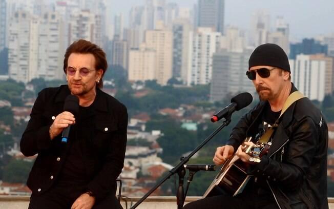 O vocalista do U2  não entrou em detalhes sobre o problema que passou, mas contou que refletiu sobre sua mortalidade