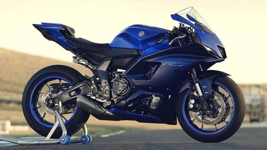 Yamaha R7 2022 conta com estilo arrojado e bom desempenho entre os principais atrativos diante das rivais