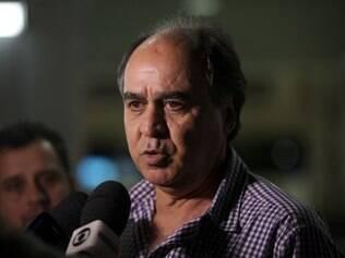 Marcelo Oliveira considerou normal, lance de jogo, choque entre Bruno Uvini e Marcelo Moreno