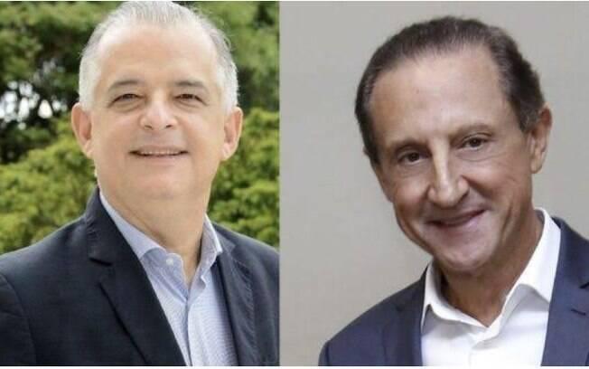 Candidato derrota ao governo de São Paulo, Paulo Skaf decide dar o seu apoio a Marcio França na disputa de 2º turno