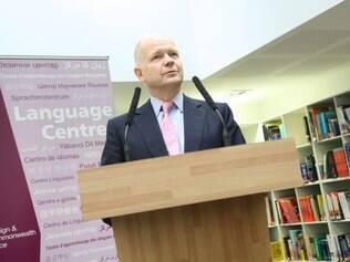 William Hague deixa cargo após quatro anos de atividades