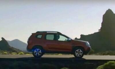 Renault mostra vídeo teaser do novo Duster