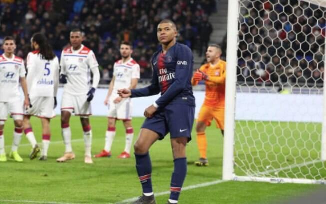 Mbappé comparou impacto de ausência de Neymar com Messi no Barcelona e Cristiano Ronaldo na Juventus