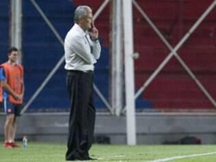 Tite fez um balanço positivo da atuação do Corinthians em Buenos Aires