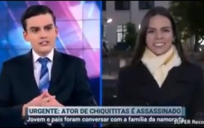 Dudu Camargo e Fernanda Trigueiro