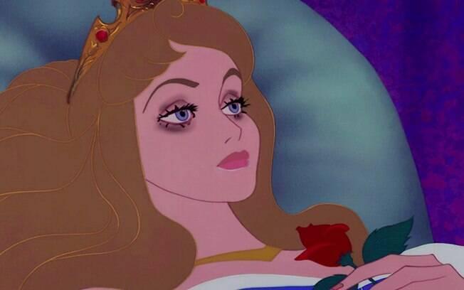 como seria se as princesas da disney usassem maquiagens