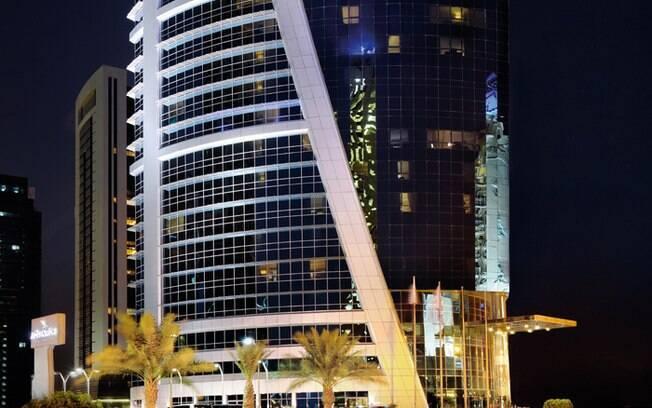 O Mövenpick Hotel é um hotel com origem suíca que está localizado em Doha e faz parte da lista de hotéis no Catar