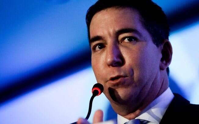 Jornalista Glenn Greenwald foi denunciado pelo MPF