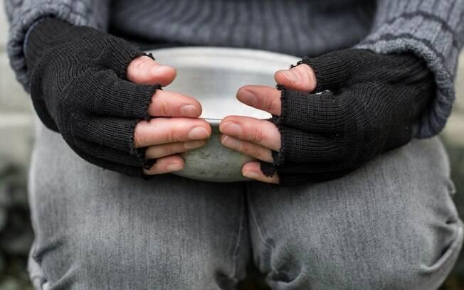 Projeções indicam que pode haver um aumento de 140 milhões no número de pessoas em pobreza extrema