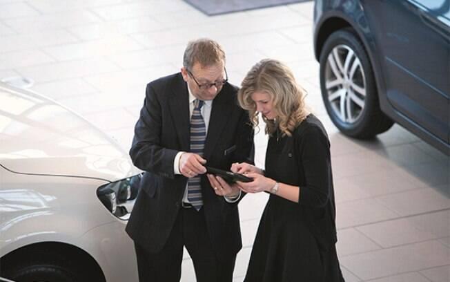 Vendas de carros financiadas representam historicamente entre 50 e 60% do total no País