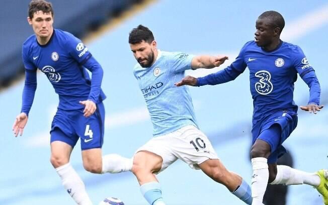 Manchester City e Chelsea se enfrentam na final da Champions League