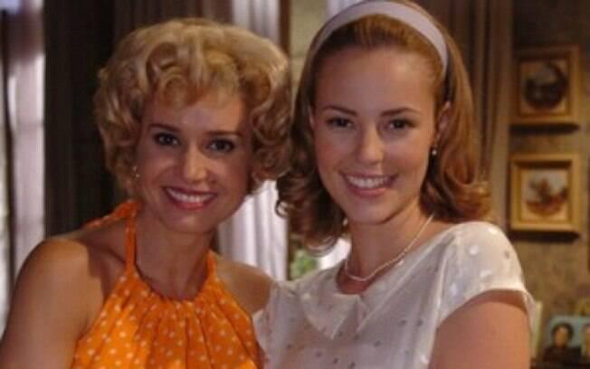Teresa (Paula Burlamaqui) é amiga e confidente de Sônia, personagem de Paolla Oliveira