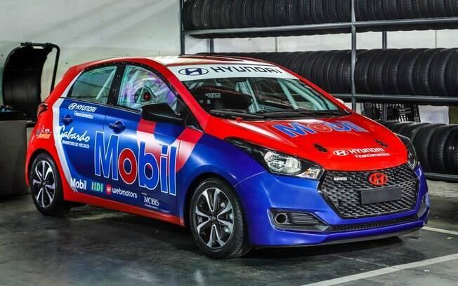 Copa Hyundai HB20 promete proporcionar bastante competitividade e aflorar adrenalia aos pilotos