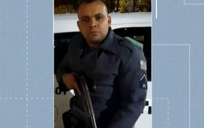 O policial militar Daniel Alves de Lima tinha 32 anos