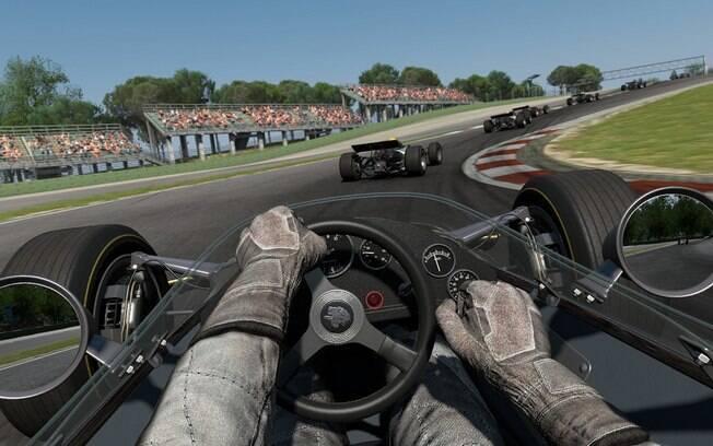 project cars simulador de carros para console chega dia 12 de maio games ig. Black Bedroom Furniture Sets. Home Design Ideas