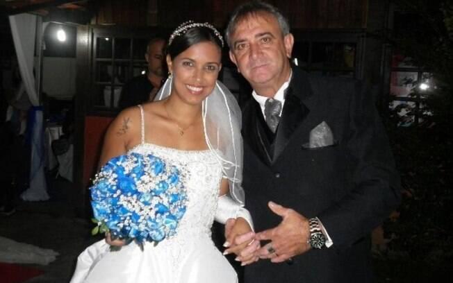 Priscila e Antônio Carlos