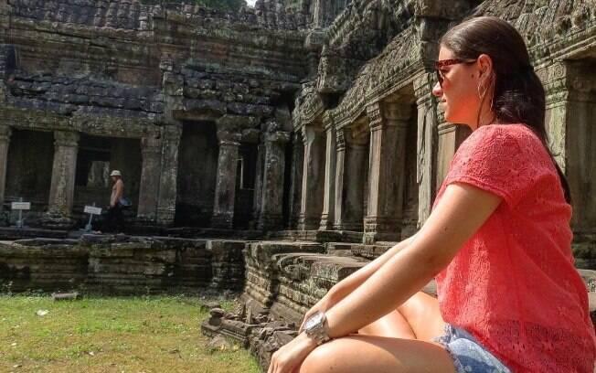 Entre as dicas de viagens, Nathalia diz que o Sudeste Asiático foi uma das regiões que mais gostou de conhecer