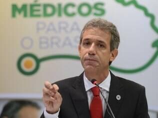 Ministro da Saúde, Arthur Chioro: