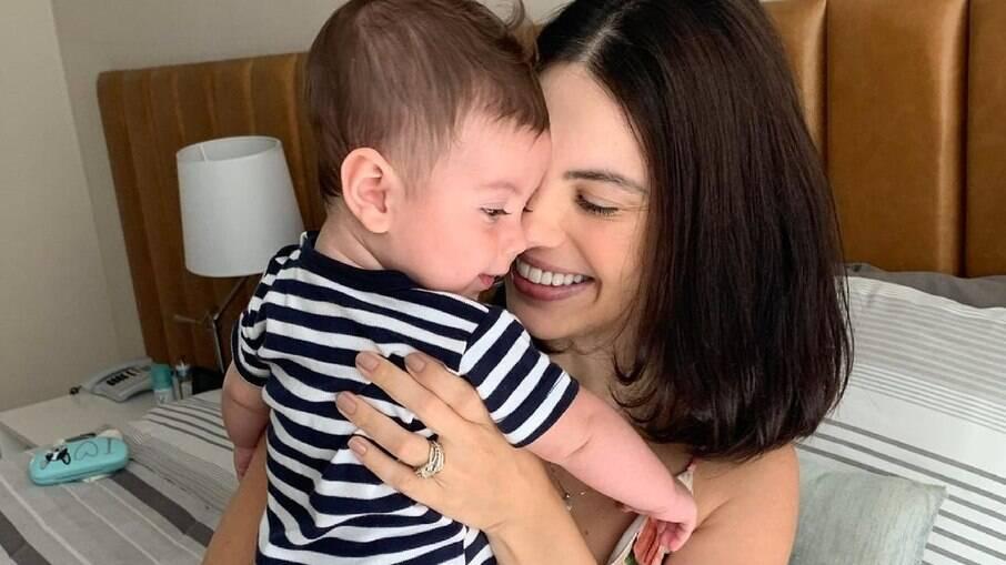 Sthefany Brito revela sobre possibilidade de ter mais um filho