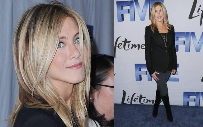Jennifer Aniston na première de