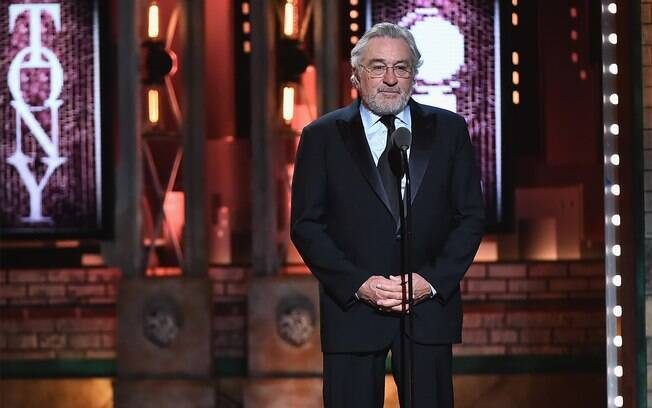 Robert De Niro e Donald Trump já trocaram várias farpas