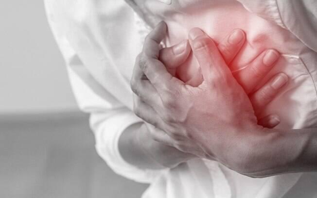 A pesquisa que fala sobre os ataques cardíacos foi realizada pela Universidade da Califórnia, em São Diego