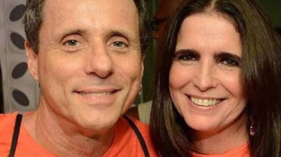 O casal está junto desde 1990