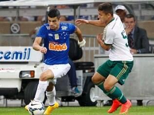 Egídio tem 99 jogos com a camisa do Cruzeiro e marcou três gols pelo time celeste
