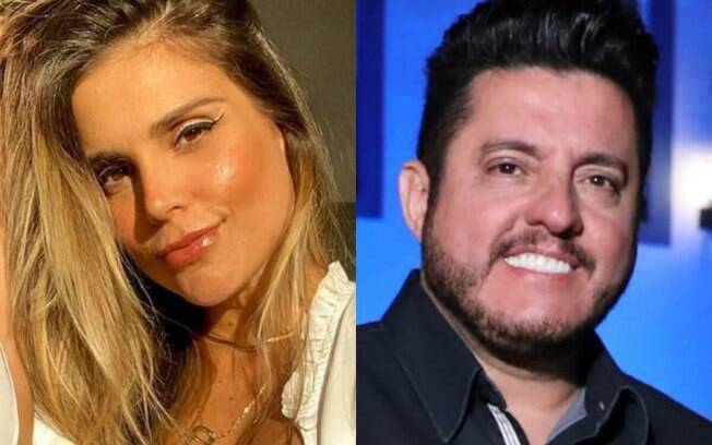 Flavia Viana e Bruno%2C da dupla com Marrone