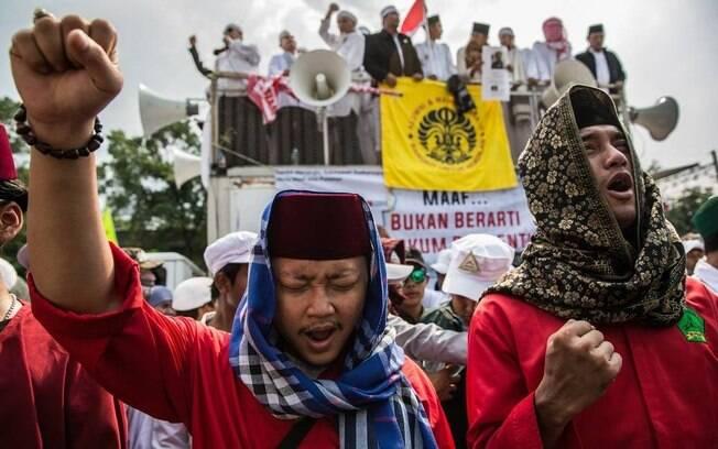Eleição na Indonésia é uma das maiores do mundo e obteve 81% de participação