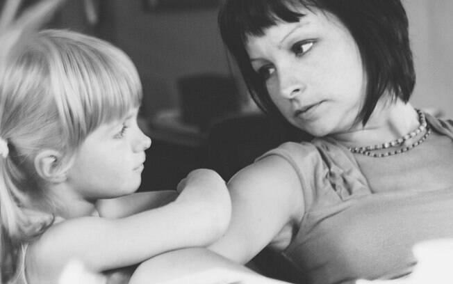 Como conversar com seus filhos sobre um novo namorado?