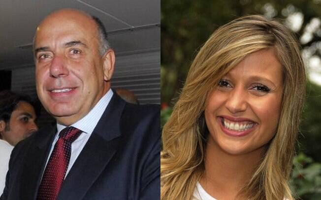 Antes de se casar com Daniela Albuquerque, o presidente da RedeTV! namorou com Luísa Mell. A apresentadora terminou o relacionamento em 2005