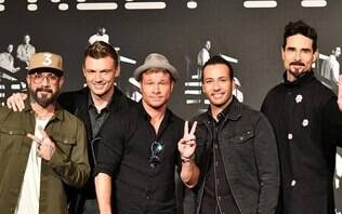 Após quase 20 anos Backstreet Boys chega ao topo da Billboard
