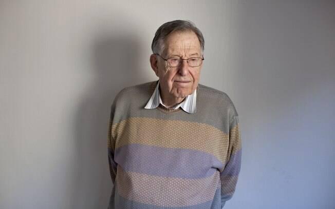 Marvin Tolkin, 86 anos: 'não sei quanto mais tempo vou viver, quero facilitar as coisas'
