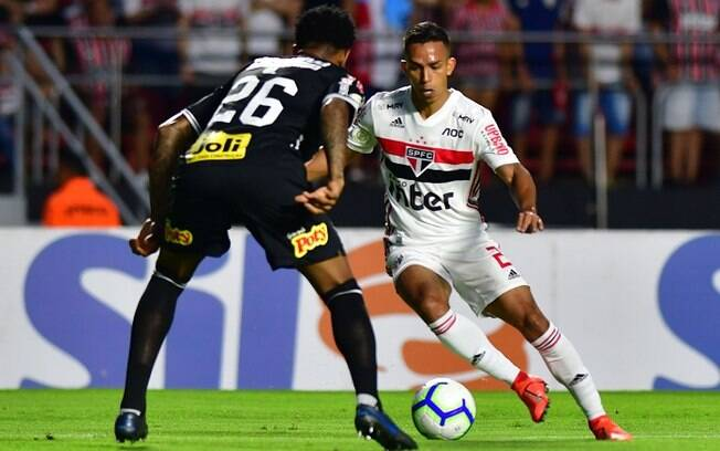 Apesar de vitória, desempenho do São Paulo não agradou