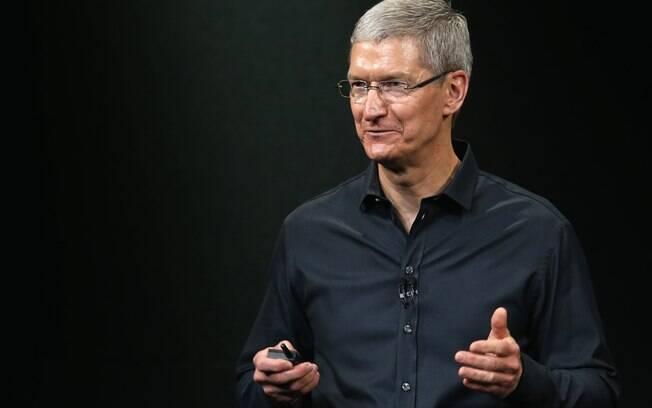 Tim Cook, presidente da Apple, assumiu ser gay publicamente na última quinta-feira (31)
