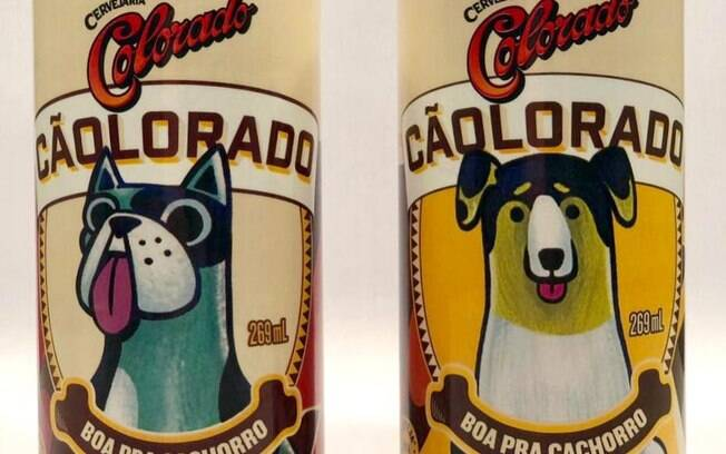Marca brasileira lança cerveja especial para cachorros