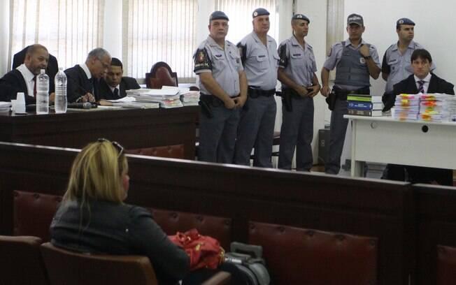 Mizael Bispo de Souza é o único acusado pelo assassinato de Mércia Nakashima