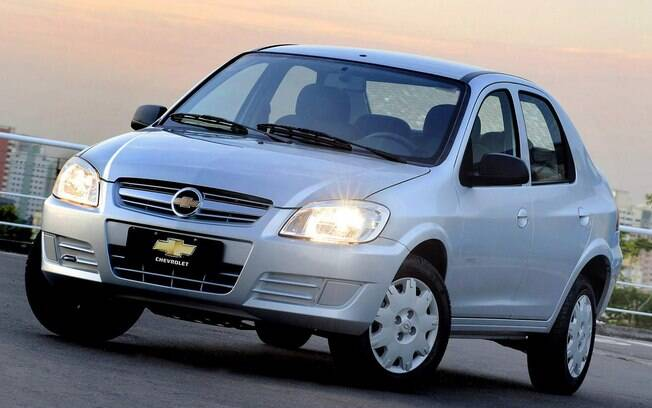 Desafio dos 10 anos: o Chevrolet Prisma é um dos únicos modelos do passado que preservam o nome