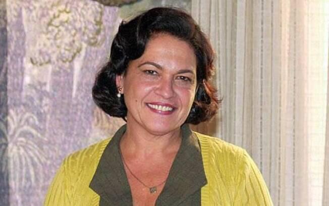 A atriz Regina Dourado morreu em 2012 após lutar contra um câncer de mama